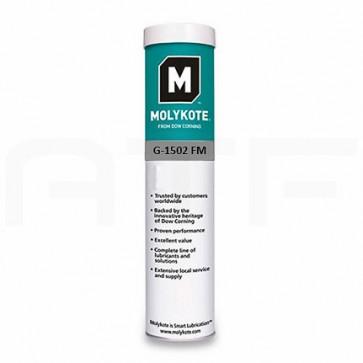 Алюминиевая пластичная смазка Molykote G-1502 FM с пищевым допуском NSF H1