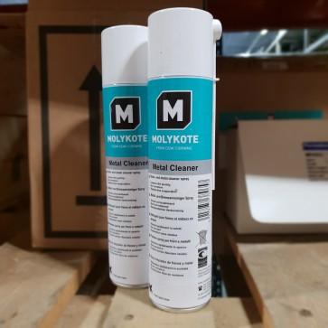 Спрей очиститель металла MOLYKOTE METAL CLEANER SPRAY