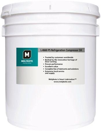 Компрессорное масло MOLYKOTE L-0660
