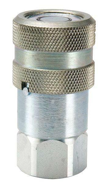 Быстроразъемное соединение гидравлическое FF10-20
