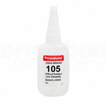 Цианакрилатный универсальный клей Permabond C105