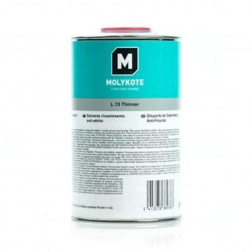 Растворитель и очиститель MOLYKOTE L-13