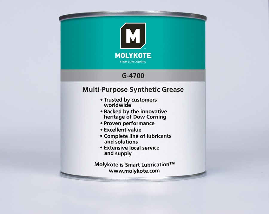 Пластичная смазка Molykote G-4700 1кг.