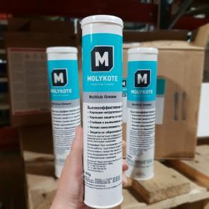Универсальная литиевая смазка Molykote Multilub