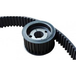 Ремень приводной зубчатый полиуретановый 500-5M-9