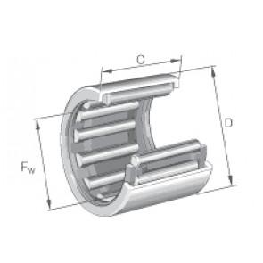 Подшипники роликовые игольчатые радиальные NK 21/16-XL
