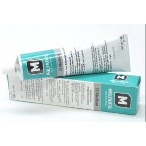 Литиевая силиконовая смазка Molykote 33 Medium