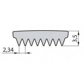 Ремень приводной поликлиновый 10-PJ/1244