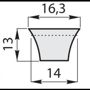Ремень клиновый узкий SPB-1800