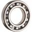 Подшипники шариковые радиальные однорядные 6010-2-RSR-C3
